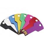 USB Metal Color Key