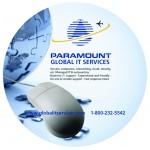 Round Shape Microfiber Cloth